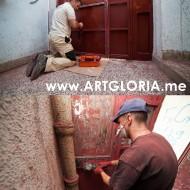 Renoviranje ulaza